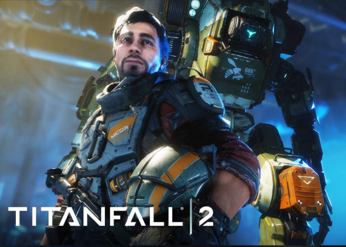 Titanfall 2 Jack And Bt 7274 Single Player Gameplay