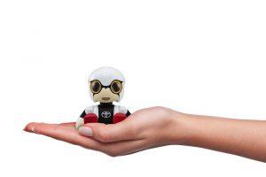 Toyota Kirobo Mini Robot Will Cost £300