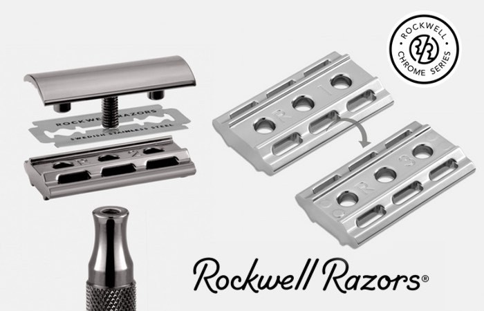 Unique Adjustable Rockwell Razor