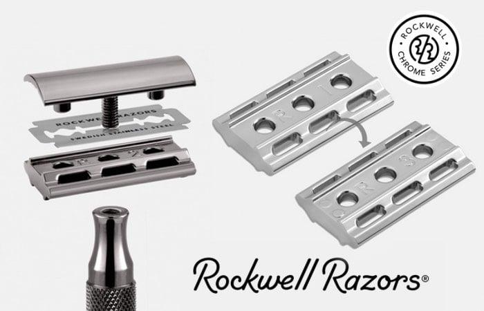 Unique Adjustable Rockwell Razor