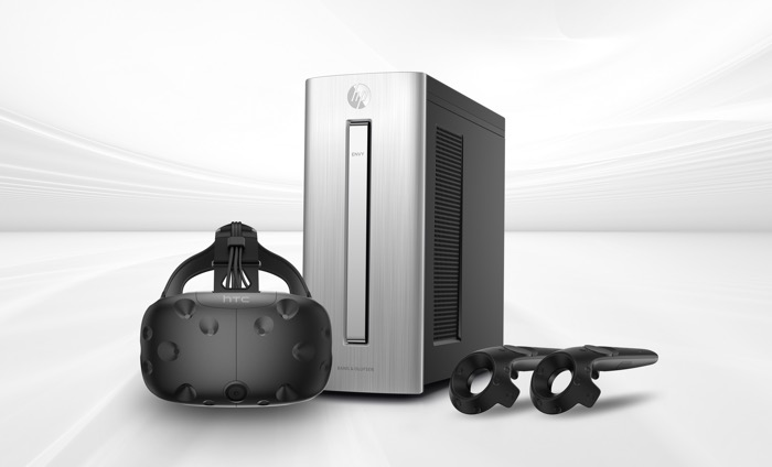 how to connect htc vive to computer