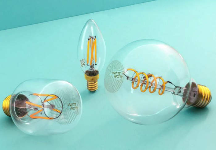 WattNott LED Edison Light Bulbs