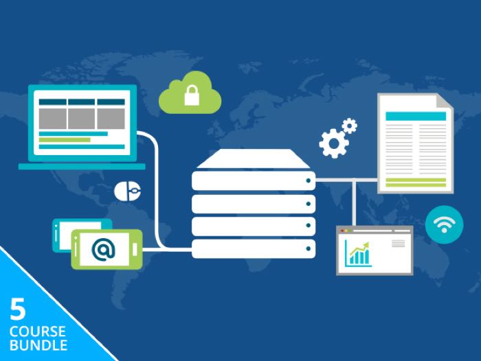 Complete White Hat Hacking & Penetration Testing Bundle,