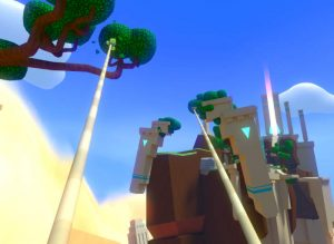 PlayStation VR Windlands Gameplay Launch Trailer (video)