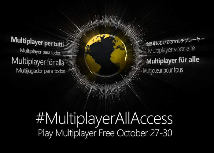 Xbox Multiplayer All-Access Event