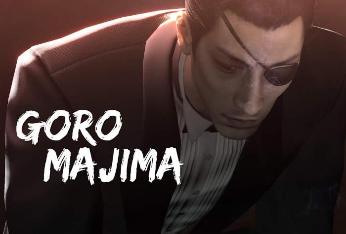 Yakuza 0 Majima