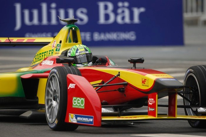 Audi Focusing On Formula E