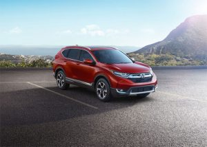 New 2017 Honda CR-V Gets Turbo Power