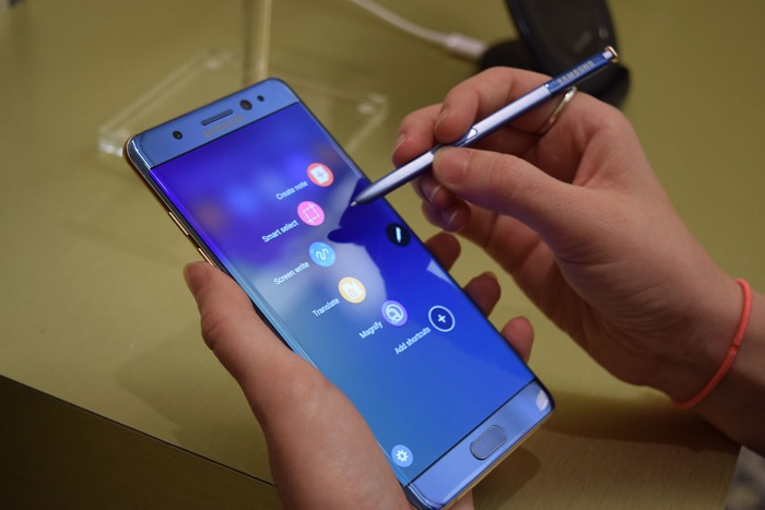 Samsung Galaxy Note 7 Customers Will Be Able to Upgrade to Galaxy S8 or Note 8 At Half Price