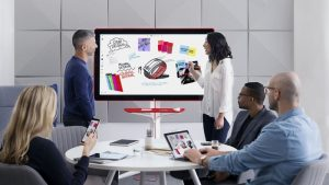 Google Jamboard Is A 55 Inch Touchscreen Whiteboard (Video)