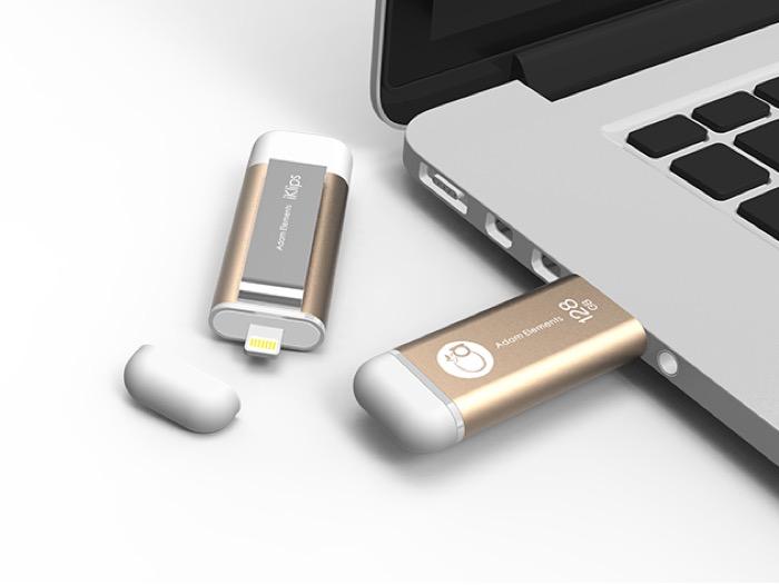 iKlips Dual-Interface Drive,