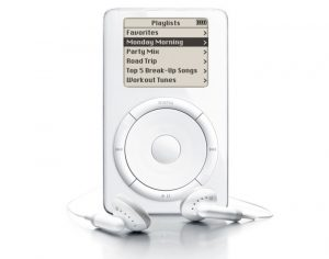 The Apple iPod is 15 Years Old