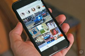 Instagram's suggested Stories are now available to all