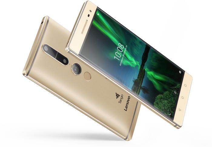 Lenovo Phab 2 Project Tango