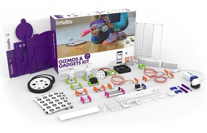 littleBits Kit Now Includes New Bluetooth Module