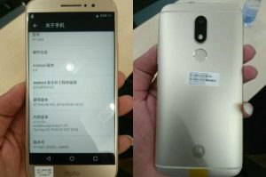 More Images of Moto M Leaked
