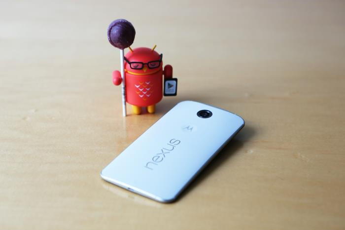 Nexus 6 Android Nougat Update