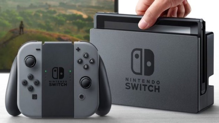 Nintendo Switch dual gaming device launched