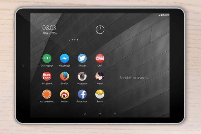 Nokia D1C Android Tablet