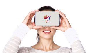 Sky Announces Sky VR App