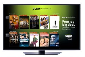Vudu offers movies on us