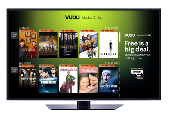 vudu offers movies on us geeky gadgets. Black Bedroom Furniture Sets. Home Design Ideas