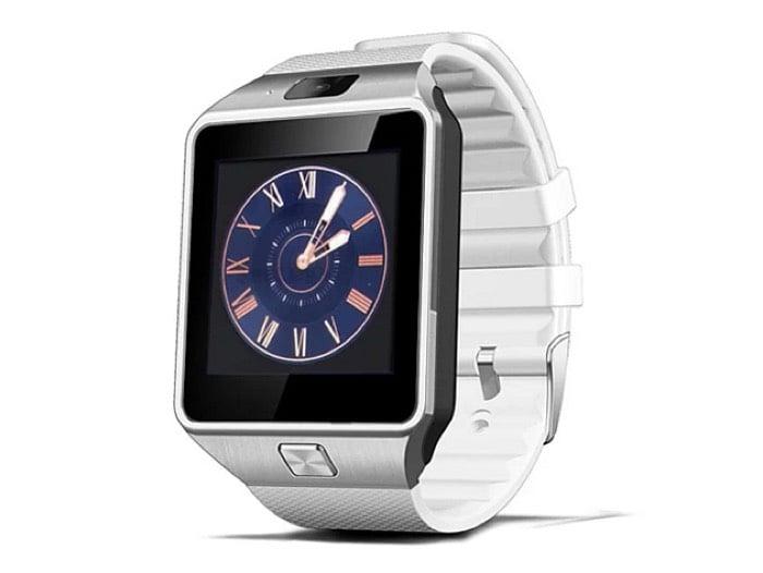 Bluetooth 3.0 Smartwatch with Camera & Pedometer
