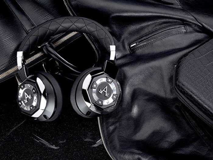 A-Audio Legacy Noise Cancelling Headphones