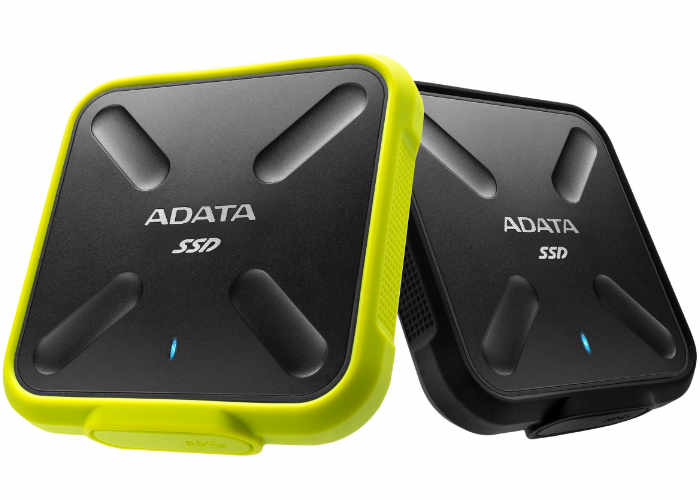 ADATA SD700 3D NAND Rugged External SSD Unveiled