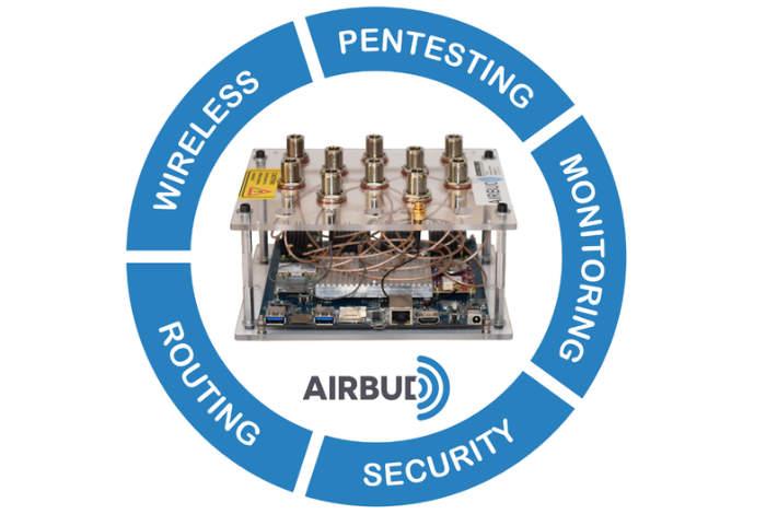 AIRBUD Multi-Radio Wireless Platform