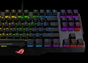 ASUS ROG Claymore Series Keyboard With Detachable Number Pad