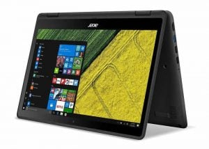 Acer Spin 5 And Spin 7 Convertible Notebooks Launch Priced From $599