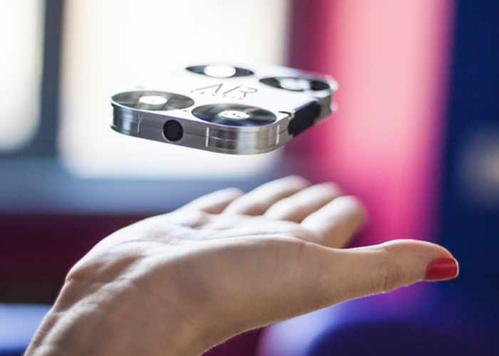 AirSelfie Mini Camera Drone