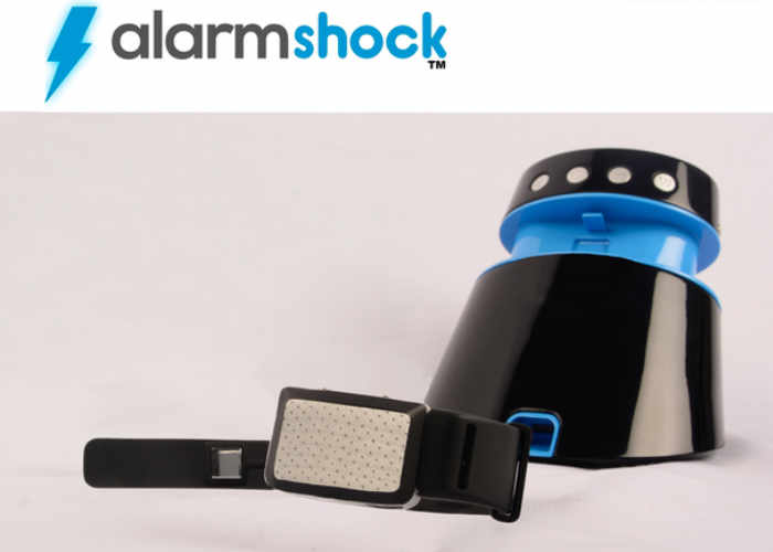 Electric Shock Alarm For Cars