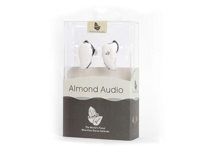 Almond Audio Wire-Free Stereo Earbuds