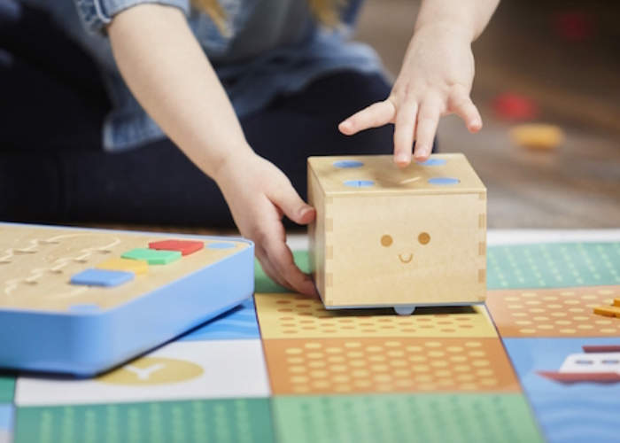 Arduino Cubetto Educational Coding Toy