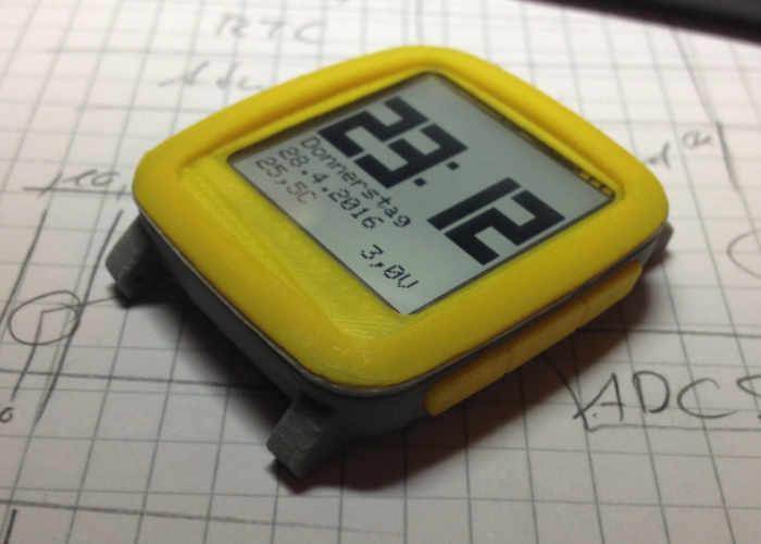 Arduino Smartwatch