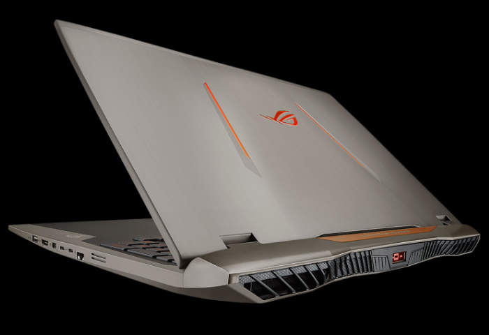 Asus ROG G701VI Gaming Notebook