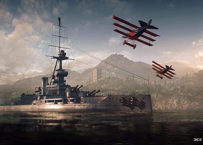 Battlefield 1 Fall Update