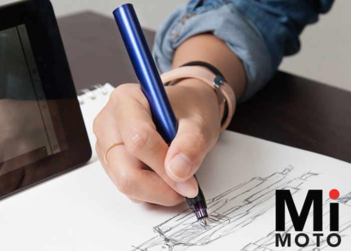 Bluetooth Smart Pen 2.0 Hits Kickstarter (video)