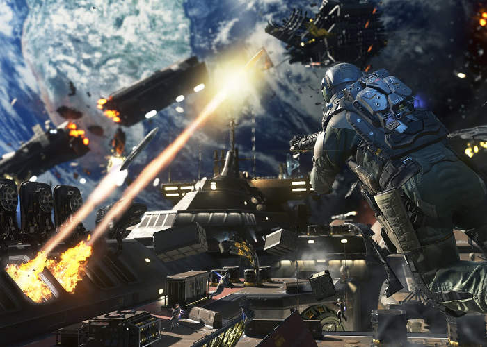 Call of Duty Infinite Warfare PS4 Review: YOLO Mode is Too Realistic