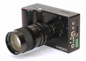 Chronos 1.4 High Speed Camera Providing Up To 21,500 fps (video)