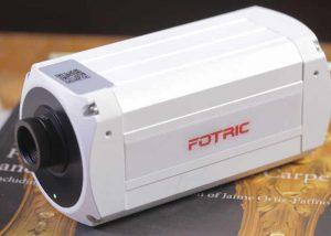 Fotric 123 Cloud-Based Thermal Camera Hits Kickstarter (video)
