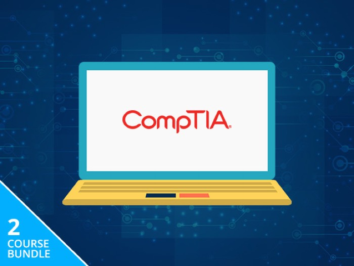 CompTIA Certifications Study Guide Bundle