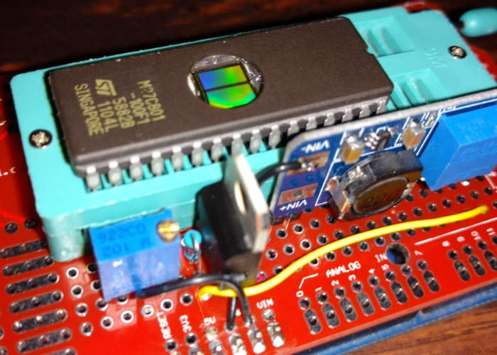 Create Your Own Game Cartridges With the Arduino Mega
