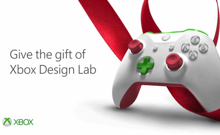 Custom Xbox Controller Using Design Lab