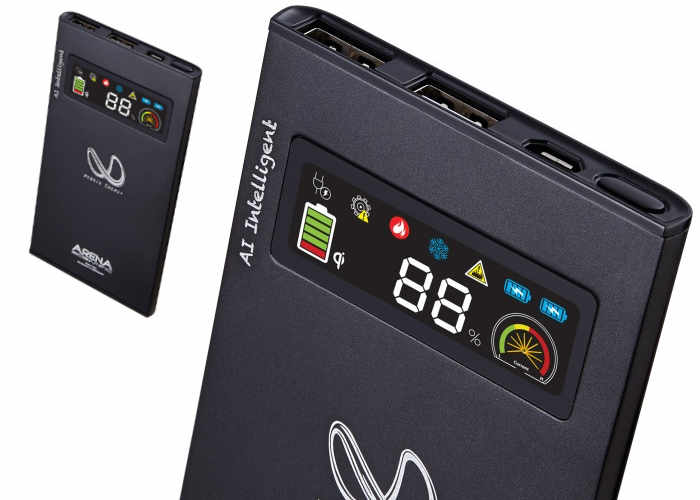 Desire Quick Charge Portable Battery Pack