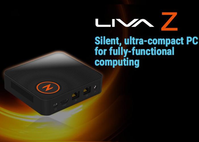 ECS Liva Z Fanless Mini PC