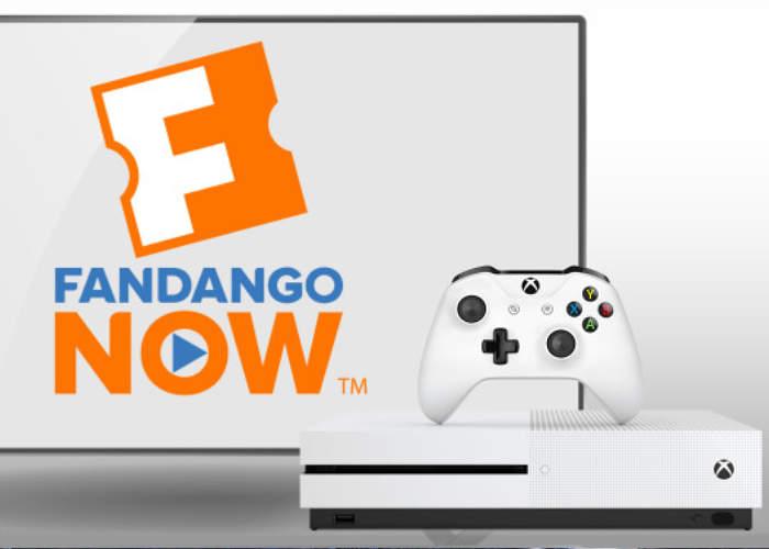 FandangoNOW Xbox One