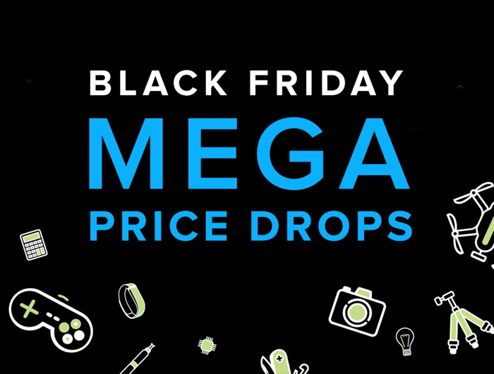 Geeky Gadgets Deals Black Friday Mega Price Drops